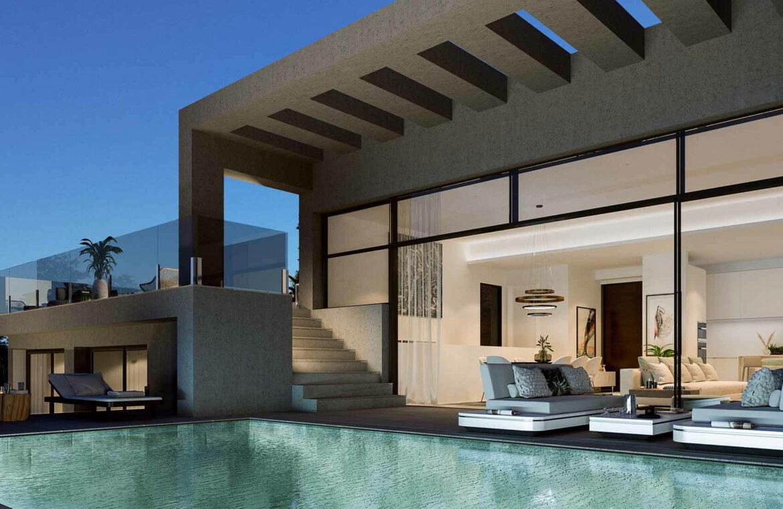 la finca de jasmine benahavis costa del sol spanje vamoz nieuwbouw moderne villa te koop zeezicht modern tomillo zwembad