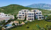 monterrey residencial mijas costa spanje vamoz nieuwbouw appartement kopen kleinschalig zeezicht wandelafstand strand ligging