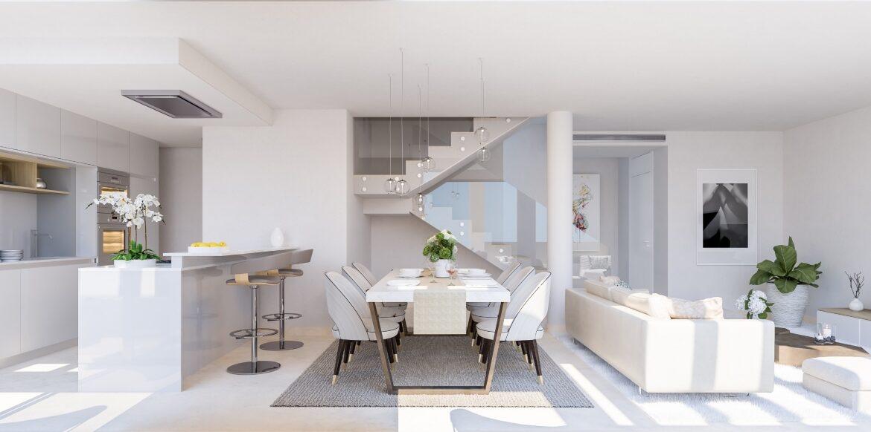 monterrey residencial mijas costa spanje vamoz nieuwbouw appartement kopen kleinschalig zeezicht wandelafstand strand living