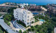 monterrey residencial mijas costa spanje vamoz nieuwbouw appartement kopen kleinschalig zeezicht wandelafstand strand locatie