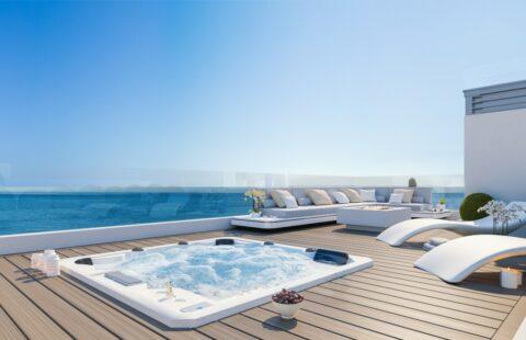 Monterrey Residencial: luxueuze penthouses met zeezicht (Mijas Costa)