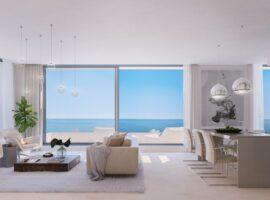 monterrey residencial mijas costa spanje vamoz nieuwbouw appartement kopen kleinschalig zeezicht wandelafstand strand salon