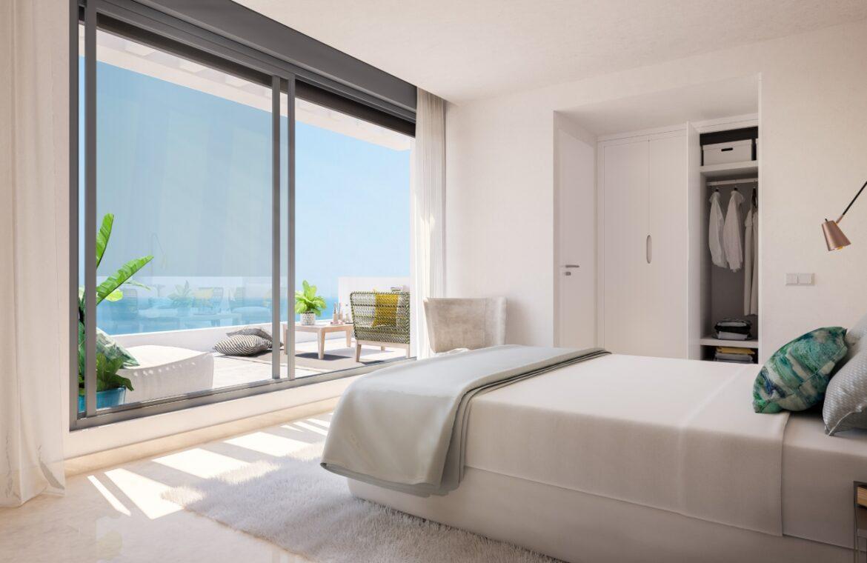 monterrey residencial mijas costa spanje vamoz nieuwbouw appartement kopen kleinschalig zeezicht wandelafstand strand slaapkamer