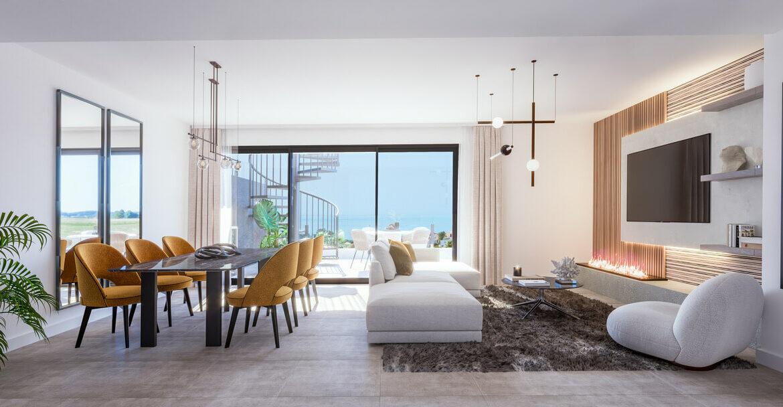 oasis325 fase2 nieuwbouw appartement te koop selwo new golden mile vamoz marbella estepona costa del sol spanje salon