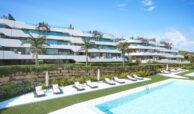 oasis325 fase2 nieuwbouw appartement te koop selwo new golden mile vamoz marbella estepona costa del sol spanje zwembad