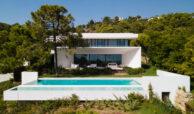 el bosque reserva alcuzcuz benahavis vamoz marbella costa del sol spanje nieuwbouw villa zeezicht te koop 8