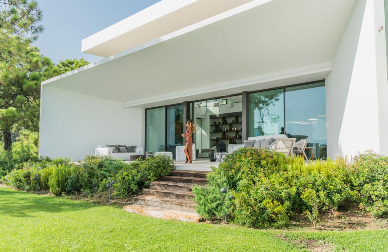 el bosque reserva alcuzcuz benahavis vamoz marbella costa del sol spanje nieuwbouw villa zeezicht te koop 8 overdekt