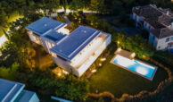 el bosque reserva alcuzcuz benahavis vamoz marbella costa del sol spanje nieuwbouw villa zeezicht te koop 9 design