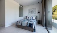 el bosque reserva alcuzcuz benahavis vamoz marbella costa del sol spanje nieuwbouw villa zeezicht te koop 9 gastenkamer