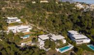 el bosque reserva alcuzcuz benahavis vamoz marbella costa del sol spanje nieuwbouw villa zeezicht te koop omgeving