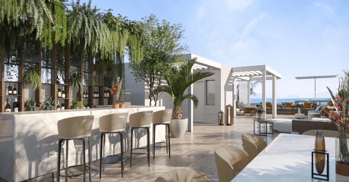 epic vamoz marbella golden mile costa del sol spanje appartement penthouse kopen luxe exclusief zeezicht buitenbar