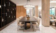 epic vamoz marbella golden mile costa del sol spanje appartement penthouse kopen luxe exclusief zeezicht eethoek