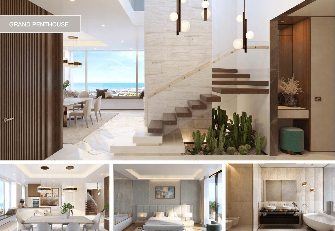 epic vamoz marbella golden mile costa del sol spanje appartement penthouse kopen luxe exclusief zeezicht grand keuken