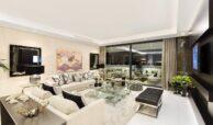 epic vamoz marbella golden mile costa del sol spanje appartement penthouse kopen luxe exclusief zeezicht leefruimte