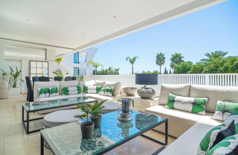 epic vamoz marbella golden mile costa del sol spanje appartement penthouse kopen luxe exclusief zeezicht lounge