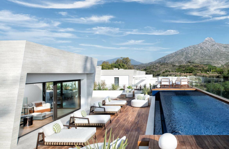 epic vamoz marbella golden mile costa del sol spanje appartement penthouse kopen luxe exclusief zeezicht solarium