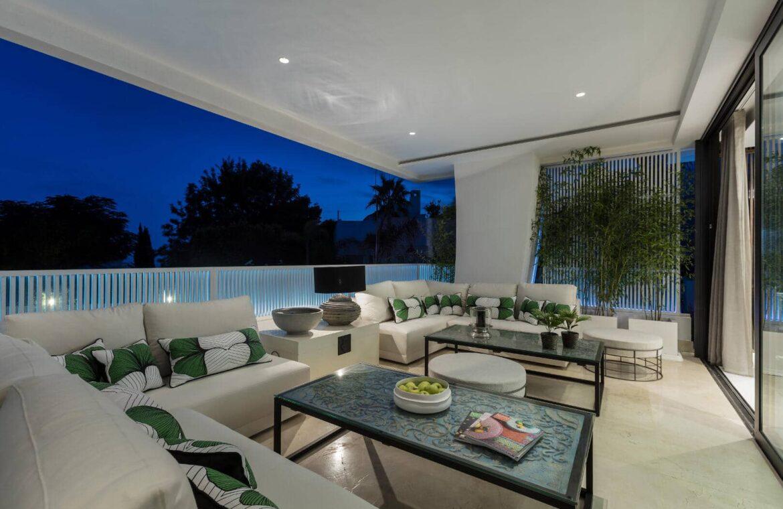 epic vamoz marbella golden mile costa del sol spanje appartement penthouse kopen luxe exclusief zeezicht terras