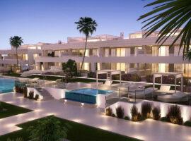epic vamoz marbella golden mile costa del sol spanje appartement penthouse kopen luxe exclusief zeezicht zwembaden