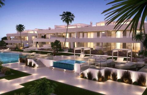 Epic Marbella: exclusieve luxe appartementen op de Golden Mile in Marbella