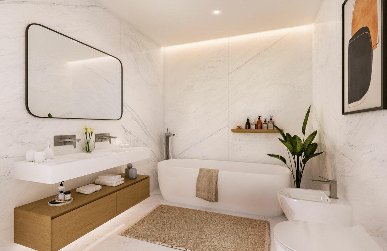 marbella sunset cabopino kleinschalig nieuwbouw appartementen te koop vamoz marbella costa del sol badkamer