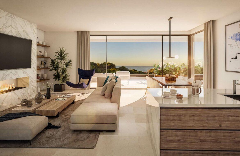 marbella sunset cabopino kleinschalig nieuwbouw appartementen te koop vamoz marbella costa del sol keuken