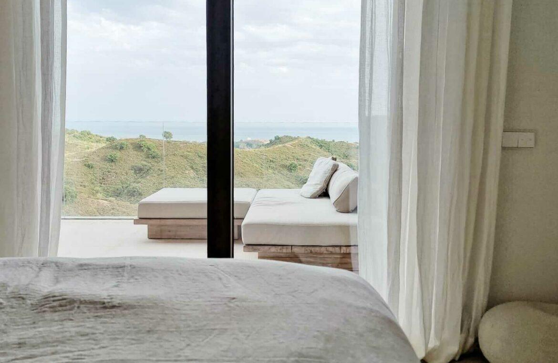 olivos real de la quinta benahavis costa del sol spanje vamoz marbella resort zeezicht blok 6 bed