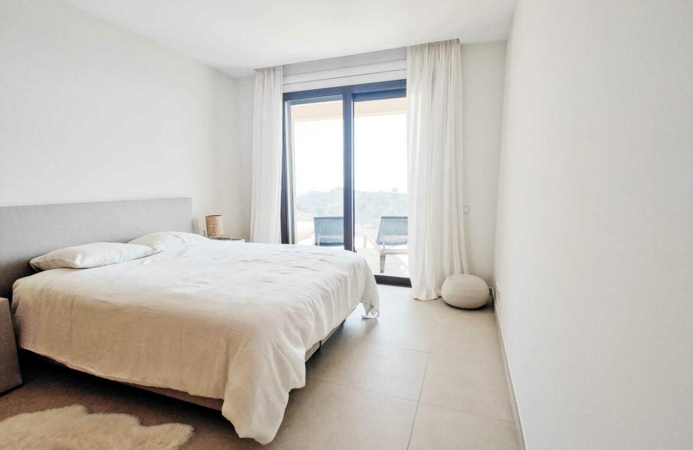 olivos real de la quinta benahavis costa del sol spanje vamoz marbella resort zeezicht blok 6 slaapkamer