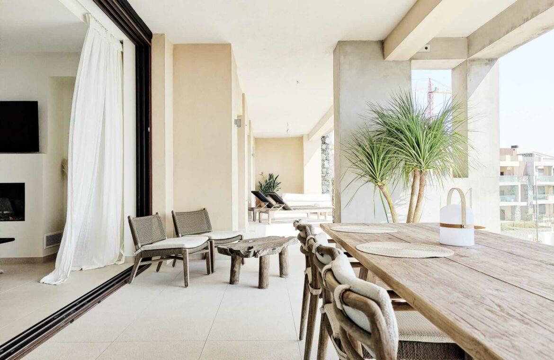 olivos real de la quinta benahavis costa del sol spanje vamoz marbella resort zeezicht blok 6 terrassen