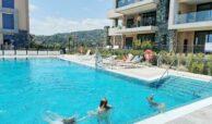 olivos real de la quinta benahavis costa del sol spanje vamoz marbella resort zeezicht blok 6 zwembad